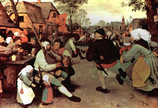 Pieter_Bruegeladançadoscamponios