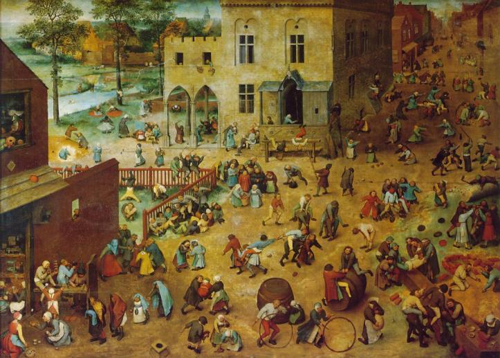 Pieter_Bruegelbrincadeiras