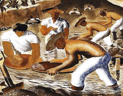 Faiscadores de Ouro, 1938